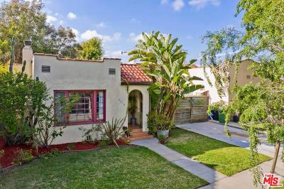 Culver City Single Family Home For Sale: 8915 Hubbard Street