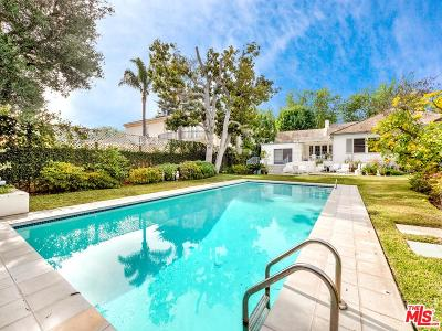 Beverly Hills Single Family Home Pending: 522 North Alpine Drive