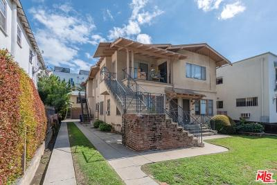 Los Angeles County Residential Income For Sale: 1038 North Crescent Heights Boulevard