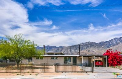 Cathedral City Single Family Home Active Under Contract: 67249 San Gabriel Circle