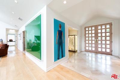 Sherman Oaks Single Family Home For Sale: 13280 Valley Vista Boulevard