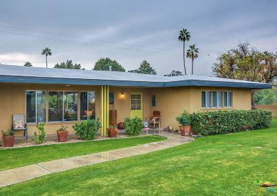 Palm Springs Single Family Home For Sale: 2833 East Livmor Avenue