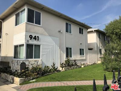 Inglewood Residential Income For Sale: 941 North Cedar Street