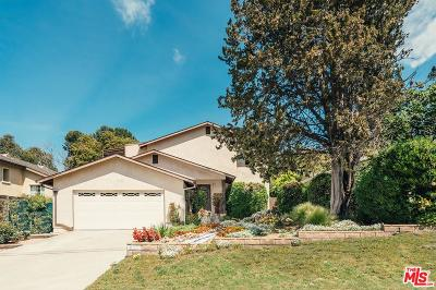Tujunga Single Family Home Active Under Contract: 6527 Valmont Street