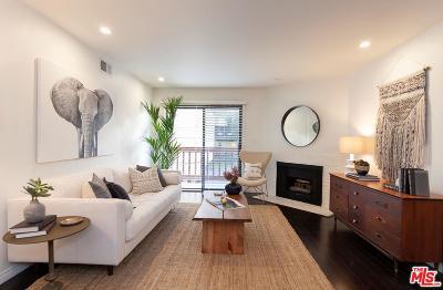 Los Angeles Condo/Townhouse For Sale: 9737 Charnock Avenue #3