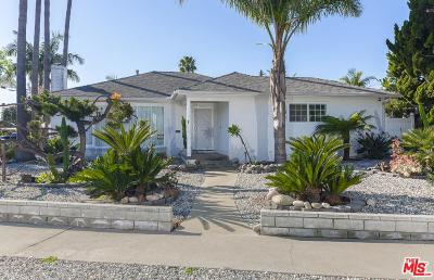 Single Family Home Active Under Contract: 7300 West 90th Street