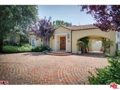 Beverly Hills Single Family Home For Sale: 1712 Chevy Chase Drive