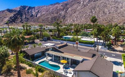Palm Springs Single Family Home For Sale: 450 South Monte Vista Drive