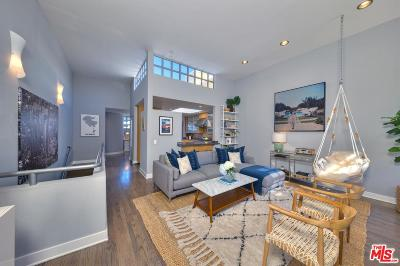 Santa Monica Condo/Townhouse For Sale: 2336 28th Street #E