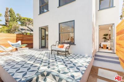Los Angeles County Condo/Townhouse Active Under Contract: 612 Westminster Avenue