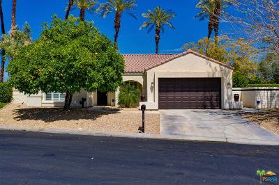 Cathedral City Single Family Home For Sale: 69548 Siena Court