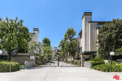 Los Angeles County Condo/Townhouse For Sale: 8707 Falmouth Avenue #225