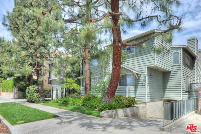 Condo/Townhouse Active Under Contract: 2474 South Centinela Avenue #3
