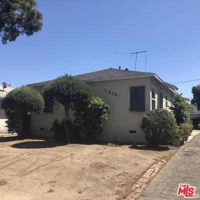 Residential Income For Sale: 11856 Venice