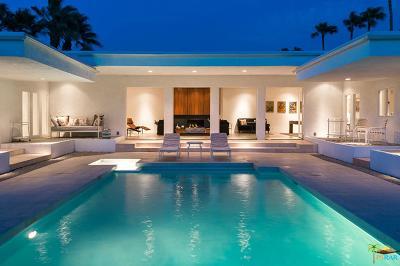Palm Springs Single Family Home For Sale: 1000 East Via Colusa