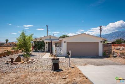 Desert Hot Springs Single Family Home For Sale: 66185 Desert View Ave