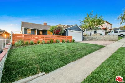 Burbank Single Family Home For Sale: 2643 North Parish Place