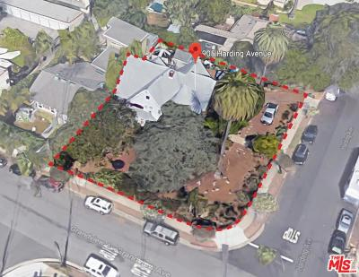 Venice Single Family Home Active Under Contract: 905 Harding Avenue