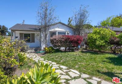 Culver City Single Family Home For Sale: 4174 Le Bourget Avenue
