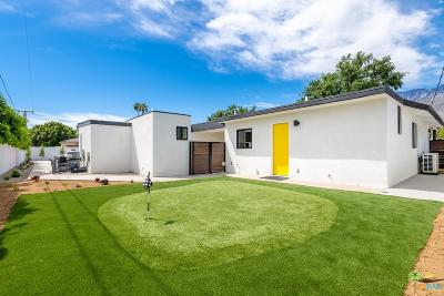 Palm Springs Single Family Home For Sale: 628 Desert Way