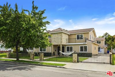 Los Angeles County Single Family Home For Sale: 2334 33rd Street