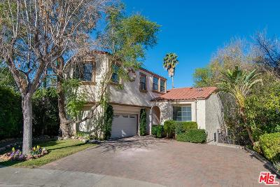 Woodland Hills Single Family Home Active Under Contract: 5247 Calderon Road