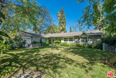 Woodland Hills Single Family Home For Sale: 23001 Gainford Street