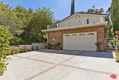 Sherman Oaks Single Family Home For Sale: 16142 Bayberry Place