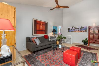 Palm Springs Condo/Townhouse Active Under Contract: 1458 South Camino Real