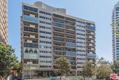 Los Angeles County Condo/Townhouse For Sale: 10450 Wilshire #7E