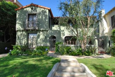 Beverly Hills Rental For Rent: 449 South Bedford Drive