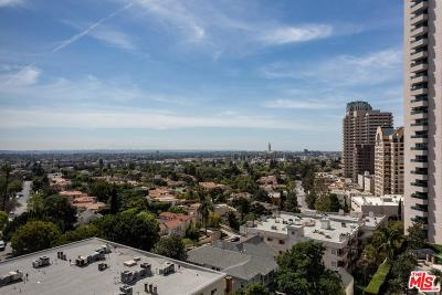 Los Angeles County Condo/Townhouse For Sale: 10450 Wilshire #12C