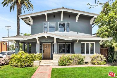 Long Beach Single Family Home Active Under Contract: 2703 East 2nd Street