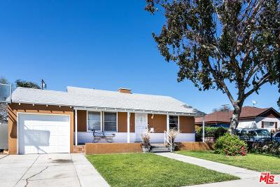 Inglewood Single Family Home For Sale: 5229 West 120th Street