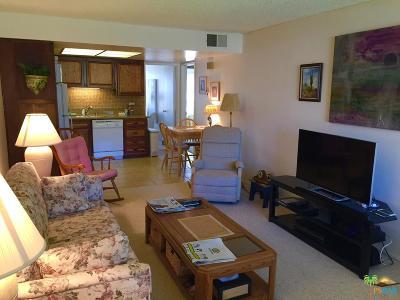 Desert Hot Springs Condo/Townhouse For Sale: 9649 Spyglass Avenue #92