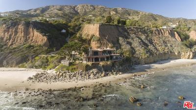 Los Angeles County Single Family Home For Sale: 32506 Pacific Coast Highway