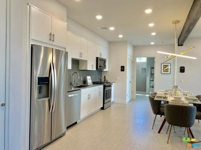 Palm Springs Condo/Townhouse Active Under Contract: 205 The Riv