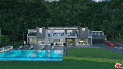 Single Family Home For Sale: 1820 Rising Glen Road