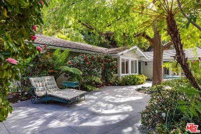 Los Angeles County Single Family Home For Sale: 1728 Old Ranch Road