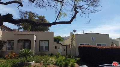 West Hollywood Residential Lots & Land For Sale: 1010 North Edinburgh Avenue
