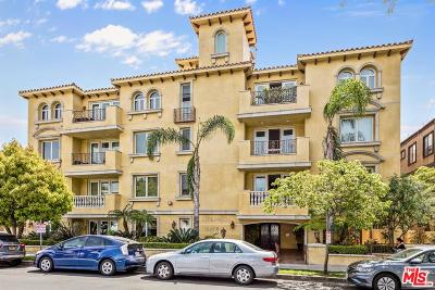 Los Angeles County Condo/Townhouse For Sale: 12026 Rhode Island Avenue #PH2