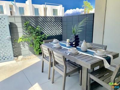 Palm Springs Condo/Townhouse Active Under Contract: 195 The Riv