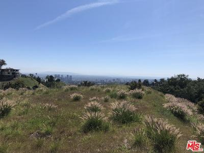 Beverly Hills Residential Lots & Land For Sale: 1777 Summitridge Drive
