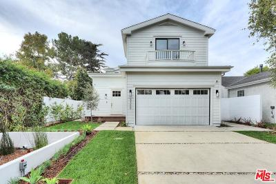 Los Angeles Single Family Home For Sale: 3305 Greenfield Avenue