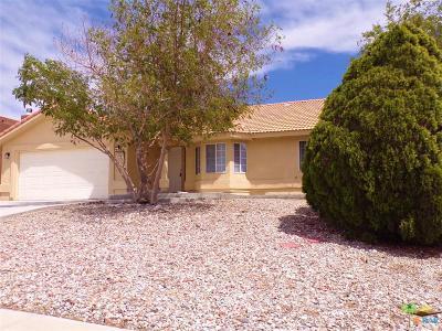 Desert Hot Springs Single Family Home For Sale: 12270 Sumac Drive