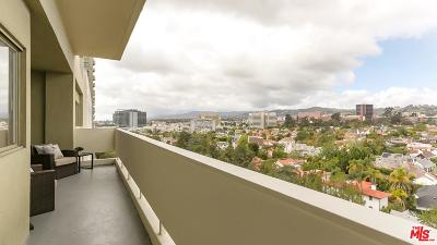 Los Angeles Condo/Townhouse For Sale: 10701 Wilshire Boulevard #1106