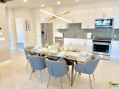Palm Springs Condo/Townhouse Active Under Contract: 193 The Riv