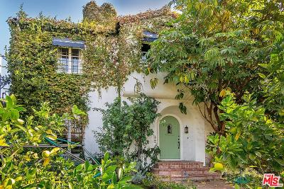 Single Family Home For Sale: 602 North Las Palmas Avenue