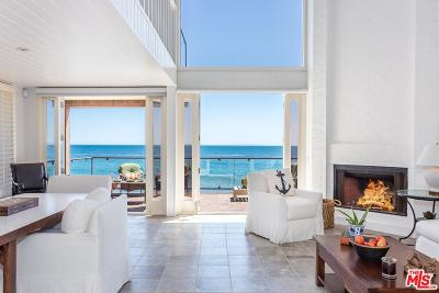 Malibu Single Family Home For Sale: 24134 Malibu Road