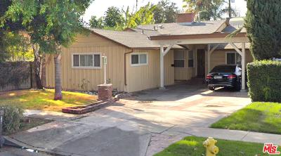 Van Nuys Single Family Home Active Under Contract: 6831 Mammoth Avenue